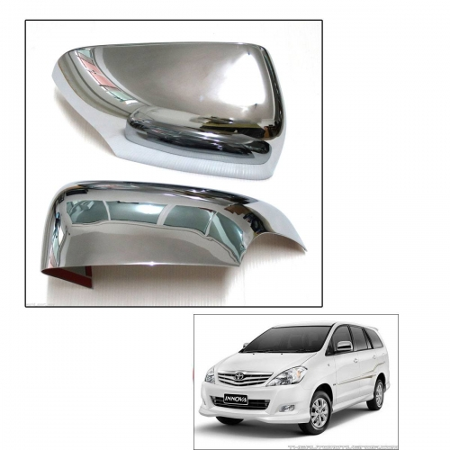 Toyota Innova Old High Quality Imported Car Side Mirror Chrome Cover Set of 2