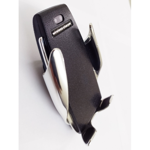 Wireless Car Charger Cum Mobile Holder Fast and Secure