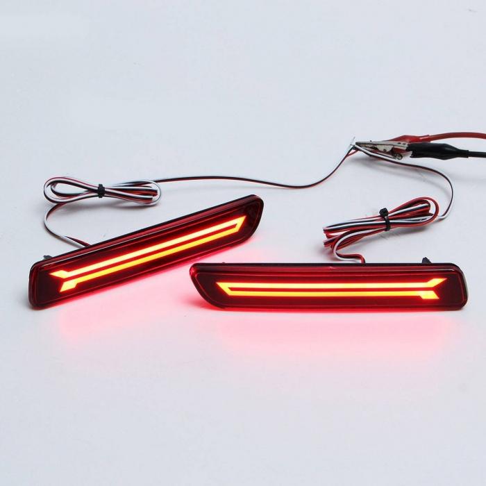 Maruti Suzuki S-Presso Bumper LED Reflector Lights (Set of 2Pcs.)