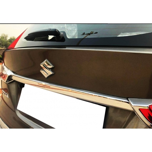 Maruti Nexa XL 6 Chrome Trunk Steamer Garnish