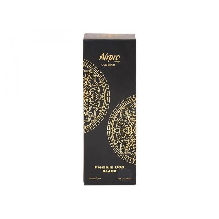 Airpro Spray Car Perfume Air Freshener - OUD Black Fragrance