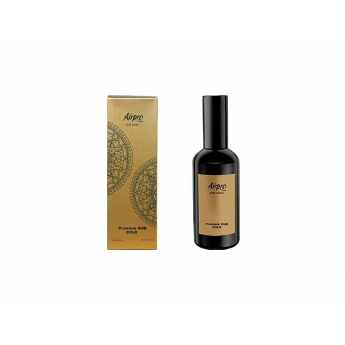 Airpro Spray Car Perfume Air Fresehner - OUD Gold Fragrance