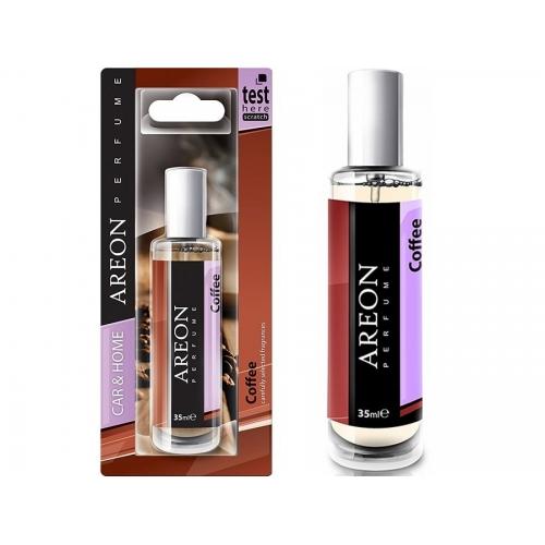 Areon Spray Type Car Air Freshener Perfume Coffee Flavour 35 ML