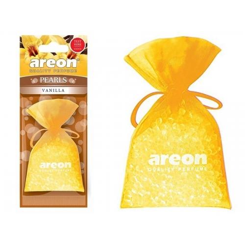 Areon Vanilla Hanging Car Perfume Air Freshner 25 gram