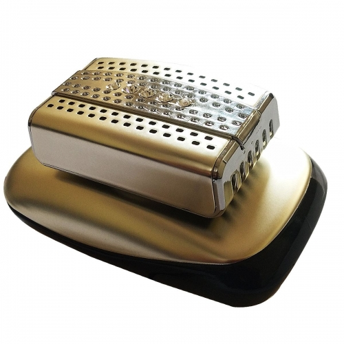 Car Deshboard Luxury Car Perfume Gold