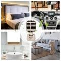 Airpro Mic Man  Gold Bless Car Deshboard Perfume Air Freshener