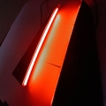 Hyundai Venue LED Rear Pillar Cluster Lights with Moving Matrix Turn Indicator - (Set of 2Pcs.)