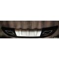 Sporty Rear Diffuser For Hyundai Elantra