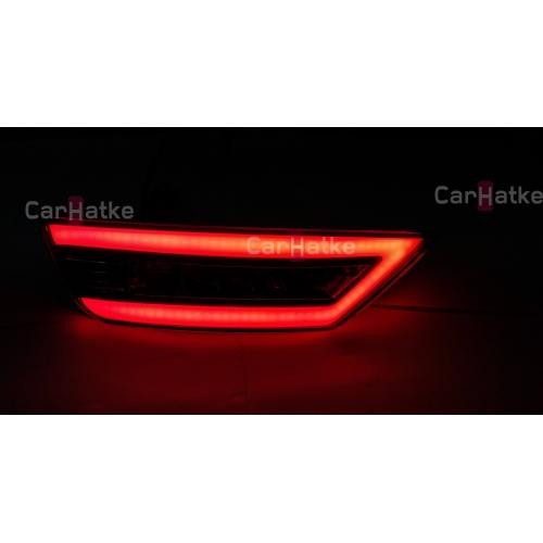 Ford Ecosport Bumper Led Reflector Lights (Set of 2Pcs.)