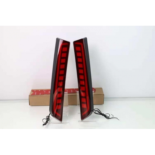 Hyundai Creta Rear Cluster Pillar LED Lights