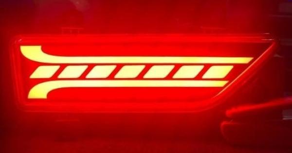 Buy Back Bumper Led Reflector Light For Mhindra Xuv 300