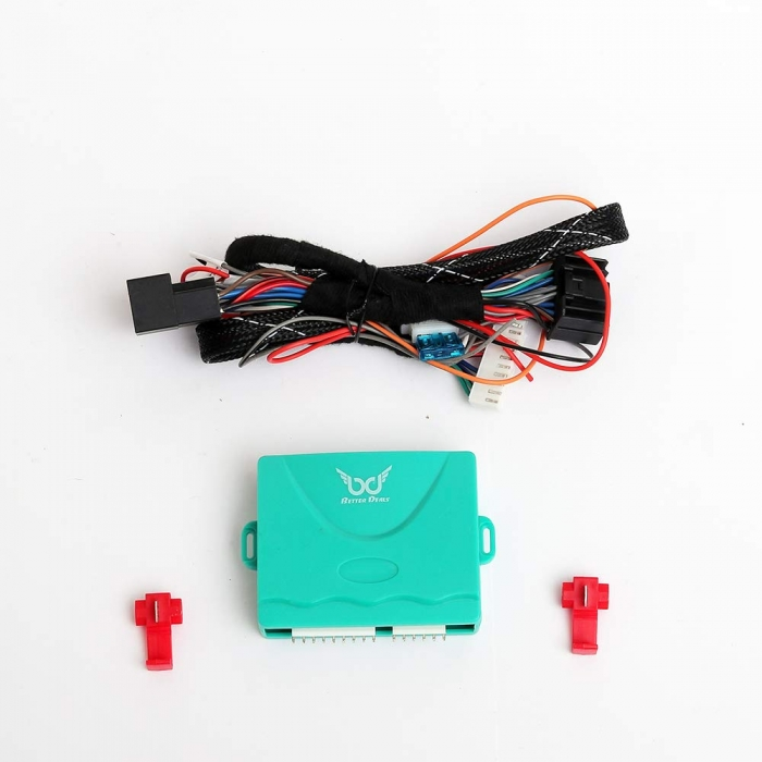 Power Window Auto Closer Roll Up Relay Kit For Maruti New Swift 2018