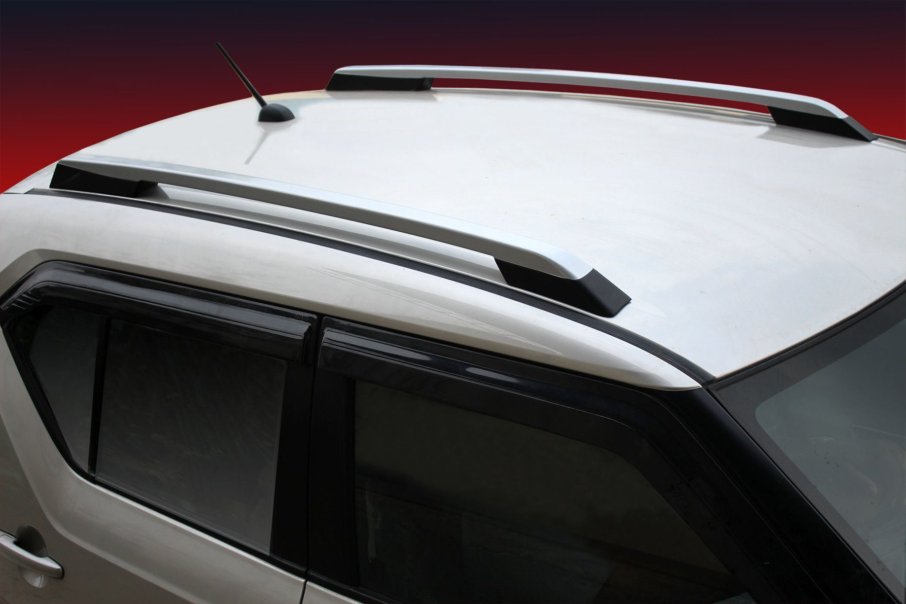 Custom Fit Premium Quality Roof Rail Garnish For Maruti Nexa Ignis