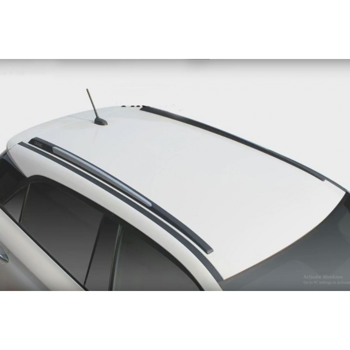Custom Fit Premium Quality Roof Rail Garnish For Hyundai I20 / I20 Elite / I20 Active Set of 2