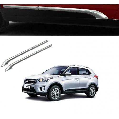 Hyundai Creta Door Chrome Side Beading Beading Trims (Upper side)