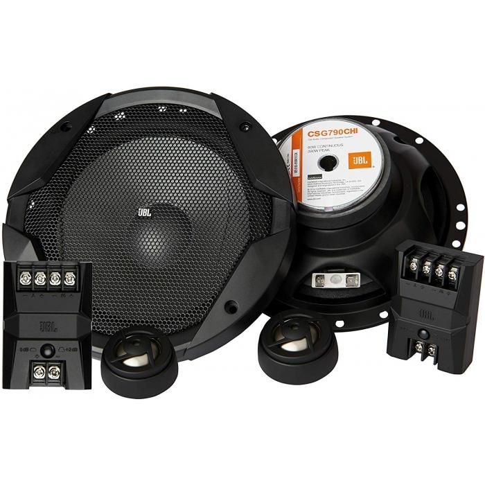 JBL 2 Way Car Component Speakers CSG790CHI