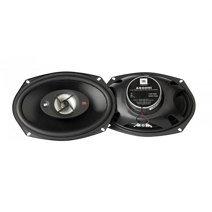 """JBL 3 Way Car Oval Type Speaker 6"""" X 9"""" 500W - A500HI"""