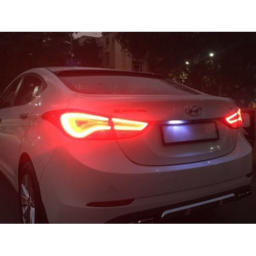 Modified LED Tail Light For Hyundai Elantra 2016