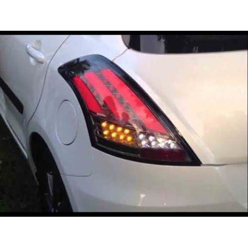 Custom Style Modified Led Tail Light For New Swift 2018