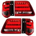 Toyota Fortuner Type 2 BMW Style Fit LED Modified Tail Light