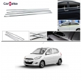 Hyundai Grand i10 Lower Window Chrome Garnish Trims (Set Of 6Pcs.)