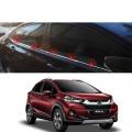 Honda WRV Lower Window Chrome Garnish Trims Set Of 4