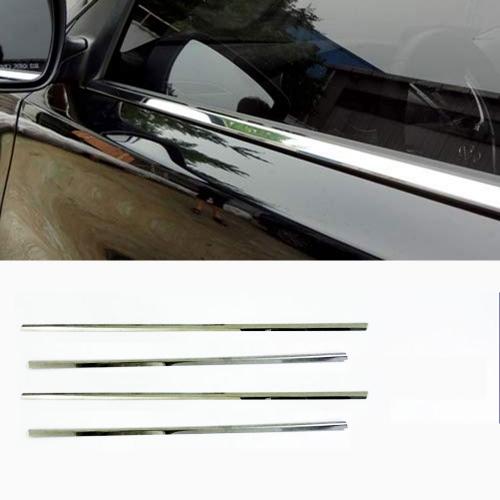 Maruti Suzuki Swift 2015 Lower Window Chrome Garnish Trims (Set Of 4Pcs.)