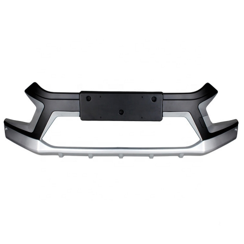 Skoda Kodiaq Front and Rear Bumper Guard Protector in High Quality ABS Material