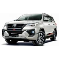 Toyota New Fortuner 2021 Accessories