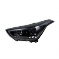 Hyundai Creta 2015-2019 Modified Headlight with Drl and HID Projector Lamp (Set of 2Pcs.)