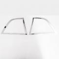 Hyundai New Creta 2020 Headlight & Tail light Chrome Garnish Trim (Set of 8Pcs.)