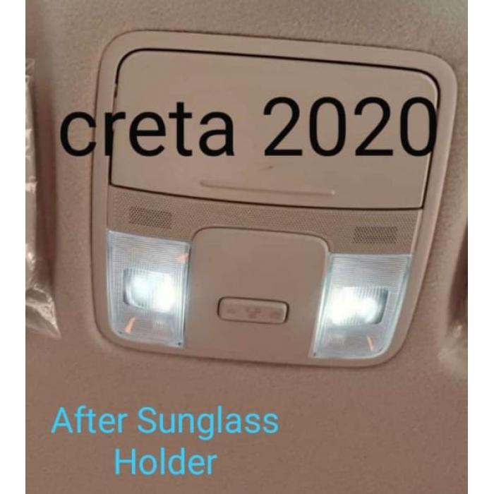 Hyundai New Generation Creta 2020 O.E Type Cabin Roof Reading lamp Light (With Wiring)