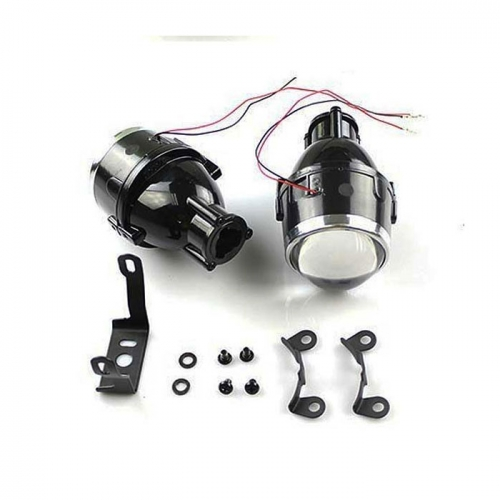 Original iPHCAR Bi-Xenon 3inch Projector Fog Light Housing (Universal Type)