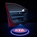 Wireless Car Welcome Logo Shadow Projector Ghost Lights Kit For Kia Carnival (Set Of 2Pcs.)