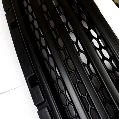 Maruti Vitara Brezza Custom Style Front Grill (Range Rover Style Black)