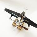 Carhatke Solar Spin Bombing Plane Air Freshener for Car Dashboard