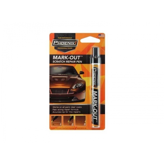 Phoenix1 Mark-Out Scratch Remover Pen for Cars and Bikes