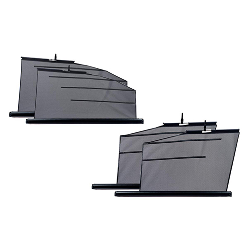 Car Automatic Window Sunshade for MG Hector Set of 4