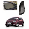 Car Window Magnetic Sunshade For Fiat Punto Set Of 4