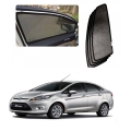 Car Window Magnetic Sunshade For Ford Fiesta Set Of 4