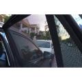 Car Window Magnetic Sunshade For Mahindra Verito Set Of 4