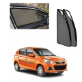 Car Window Magnetic Sunshade For Maruti Alto K10 (zipper)