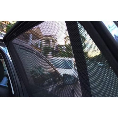 Car Window Magnetic Sunshade For Maruti Suzuki S Cross Old Set Of 4