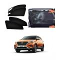 Car Window Sun Shades For Hyundai New Creta 2018 (zipper)