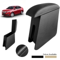 Custom Fit Wooden Car Center Console Hand Armrest for Honda Amaze New 2018
