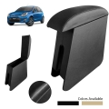 Custom Fitted Wooden Car Center Console Hand Armrest for Ford Figo Old all Models