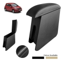 Custom Fitted Wooden Car Center Console Hand Armrest for Honda Brio All Models