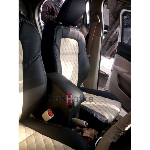 Custom Fitted Wooden Car Center Console Hand Armrest for Hyundai Grand i10 all Models