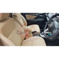 Custom Fitted Wooden Car Center Console Hand Armrest for Hyundai New Santro 2018