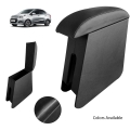Custom Fitted Wooden Car Center Console Hand Armrest for Hyundai Xcent all Models